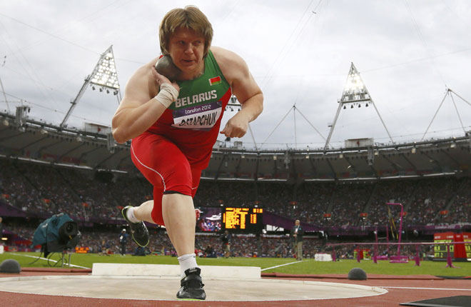 Doping hits Games: Shot putter stripped of gold