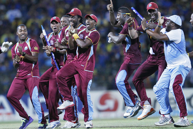Brilliant Samuels guides Windies to world title after 33 years