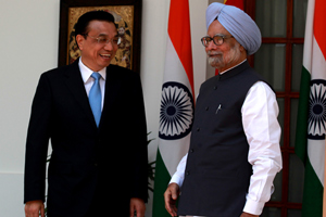 India and China ask SRs to work on more border steps