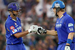 Sunrisers Hyderabad take on Rajasthan Royals in the eliminator of the IPL 2013 today.