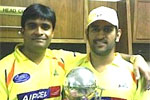 CSK team principal: Avid golfer, fast car lover, married to cricket