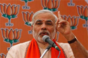 Bangalore rally: Modi tears into UPA, says Cong does not believe in democracy