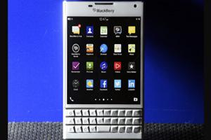 Struggling BlackBerry releases new smartphone 'Passport'
