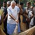 Narendra Modi starts his own 'Swachh Bharat' challenge invites Sachin Tendulkar, Anil Ambani