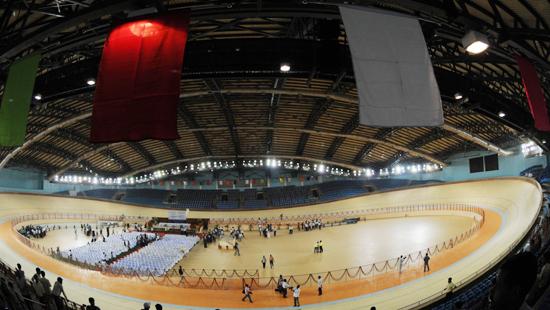 Commonwealth Games 2010 Venue Indira Gandhi Sports Complex