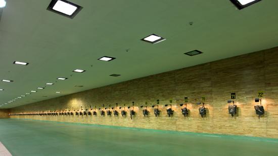 Commonwealth Games 2010 Venue Dr Karni Singh Shooting Range