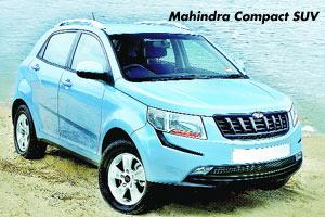 Mahindra Compact SUV