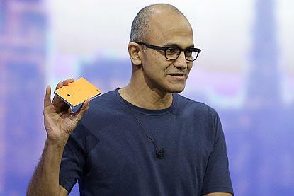 Microsoft-Nadella