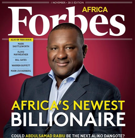 Forbes Richest