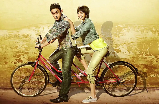 Aamir Khans PK to have talking standee | Entertainment News,The Indian Express