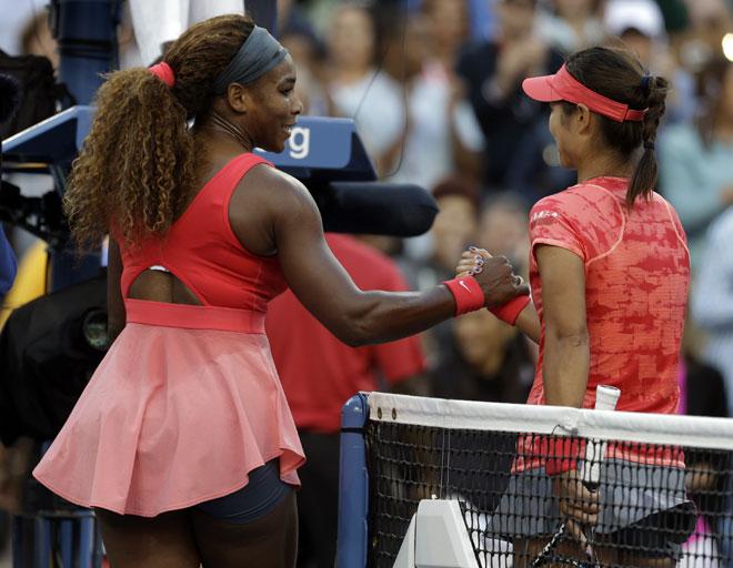 Serena Williams, Li Na, US Open, Tennis