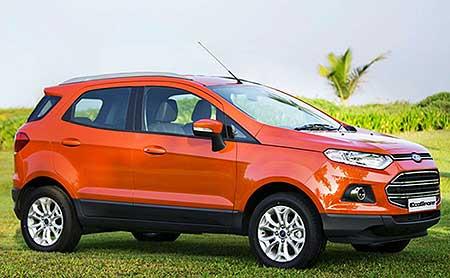 Ford Ecosport December 30