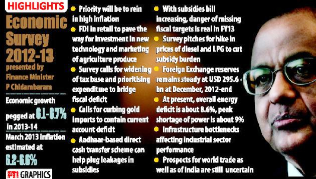 Economic Survey 2013